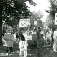Students for Choice March on Washington